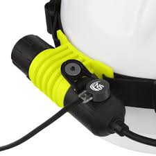 Rechargeable <b>LED headlamp</b> ATEX | Products | Traconed