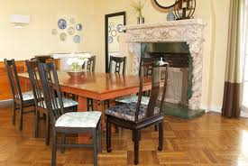 Reupholstering Dining Room Chairs Ikea Dining Chairs All Grown Up Craftsman And Regency Makeovers