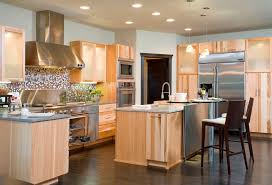 sublime dark hardwood floors with light cabinets decorating ideas breathtaking modern kitchen lighting options