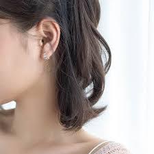 Online Shop MloveAcc <b>Real 925 Sterling Silver</b> Earrings for Women ...