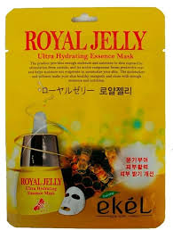 Ekel Royal Jelly Ultra Hydrating Essense Mask Маска <b>тканевая</b> с ...