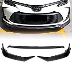 Automotive Exterior For 2005-2008 Toyota Corolla S Style Front ...
