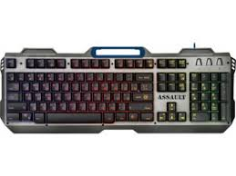 Проводная игровая <b>клавиатура Defender Assault GK-350L</b> RU ...