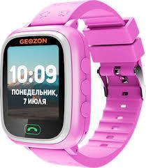 Купить <b>Умные часы Geozon Lite</b> Pink по выгодной цене в ...