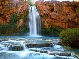 Resultado de imagen de havasupai falls