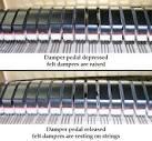 piano damper
