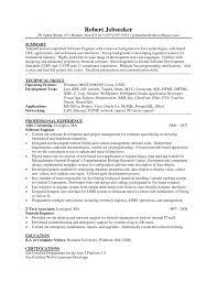 sample resume application developer cipanewsletter cover letter java developer template