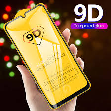 <b>9D</b> Curved <b>Tempered Glass on</b> the For Samsung Galaxy A30 A50 ...