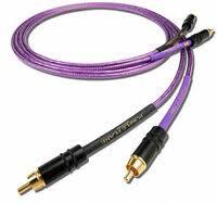 «<b>Межблочный аналоговый кабель</b> Nordost Purple Flare 1M <b>RCA</b> ...