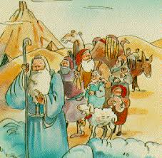 Image result for picture of jews walking out of egypt