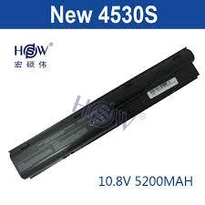 2019 <b>HSW</b> 5200MaH <b>LAPTOP Battery For</b> Probook 4330s 4435s ...