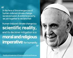 Image result for Pope Francis & science