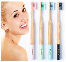 <b>Bamboo Toothbrush Biodegradable</b> Soft Too- Buy Online in Malta at ...