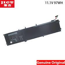 JIGU <b>11.1V</b> 97WH <b>Original</b> 6GTPY 5XJ28 <b>Laptop Battery</b> For Dell ...