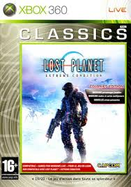Lost Planet 1 Colonies RGH Español Xbox 360 [Mega+]