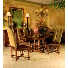 Tuscan Dining Room Table Stunning Country Dining Room Table Decorating Ideas In Dining Room