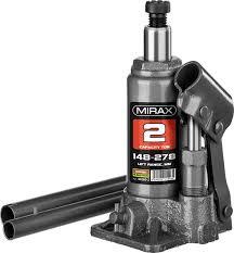 <b>Домкрат</b> гидравлический 2т <b>MIRAX 43260-2</b>: продажа, цена в ...