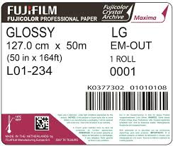 FUJICOLOR CRYSTAL ARCHIVE PROFESSIONAL <b>PAPER</b> ...