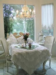 Shabby Chic Dining Room Table Shabby Chic Dining Room Furnihomepw