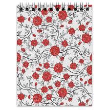 <b>Блокнот</b> Красные <b>Розы</b> #1536408 от Василич