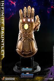 <b>Avengers</b>: <b>Endgame</b> Replica 1/4 Infinity Gauntlet <b>17 cm</b> - Animegami ...