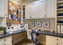 white cabinets office storage idea built office storage