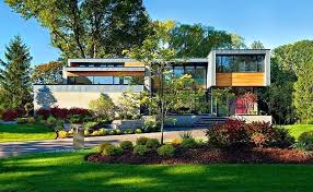 backyard landscaping  Go Green Modern House PlansGo Green Modern House Plans