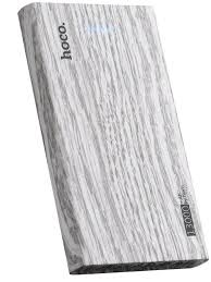 <b>Аккумулятор Hoco B36 Wooden</b> 13000 mAh Fir Wood | domovoy ...