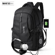 <b>MOYYI Men</b> Travel <b>Backpack</b> Large Capacity Teenager <b>Male</b> ...