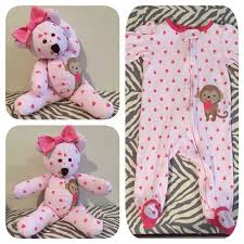 Turn a <b>baby onesie</b> into a stuffed <b>animal</b>. Need to look this up!