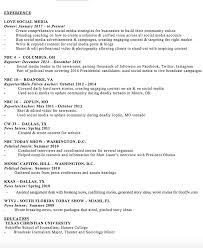 lovesocialmedia resume katie love s resume