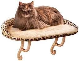 K&H <b>Pet</b> Products <b>Deluxe Kitty</b> Sill <b>Cat</b> Window <b>Hammock</b> Perch