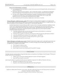 communication resume examples for summary with highlights and    resume industry examples of how to make a resume become a mail inside service industry resume template