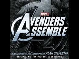Alan Silvestri - The <b>Avengers</b> (<b>OST</b> The <b>Avengers</b> / Мстители ...