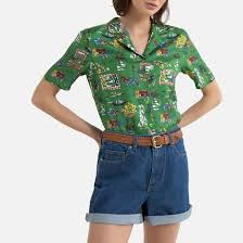 <b>Рубашка</b> от пижамы с <b>короткими</b> рукавами рисунок ...