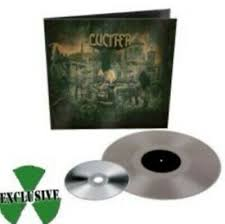 <b>LUCIFER III</b> LIMITED TO 200 SILVER LP CD ALBUM RECORD ...