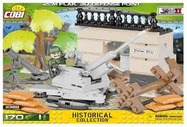 <b>Конструктор Cobi</b> Small Army World War II 2388 Зенитка <b>2 Cm</b> ...