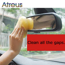 Atreus <b>Car multifunctional</b> cleaning gel for Citroen C4 <b>C5</b> Hyundai ...