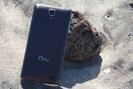 The Nuu <b>Mobile Z8</b> is a premium flagship disguised by its low price ...