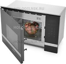 Встраиваемая <b>микроволновая печь</b> СВЧ <b>Siemens BF</b> 525 LM S0 ...