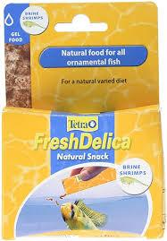 Tetra Freshdelica Brine Shrimp - 16x3g : Pet Supplies - Amazon.com