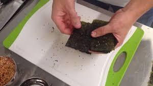 How to Make <b>Roasted Seaweed</b> Snacks   Cooking Light - YouTube