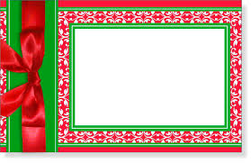 christmas luncheon invitation background