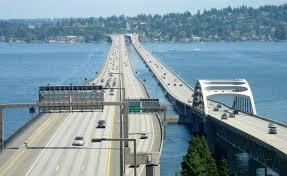 Mercer Island Bridge