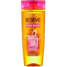 Elseve <b>шампунь</b> Роскошь 6 масел <b>Глянцевый</b> блеск для <b>волос</b> ...