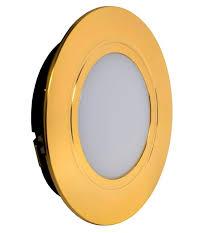 <b>POLUS LED светильник точечный</b> врезной, золото, 220V ...