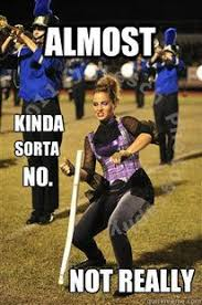 Color Guard Memes on Pinterest | Color Guard Quotes, Color Guard ... via Relatably.com