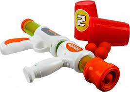 <b>Игрушечное оружие 1 Toy</b> Street Battle с мягкими шариками короб ...
