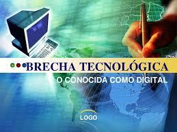 Resultado de imagen para IMAGENES BRECHA TECNOLOGICA