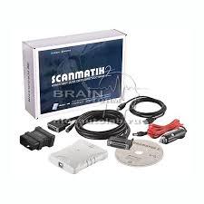 Сканер диагностический Сканматик 2, USB+<b>Bluetooth</b>, базовый ...